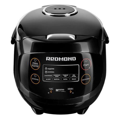 Мультиварка REDMOND RMC-03, 350Вт, черный
