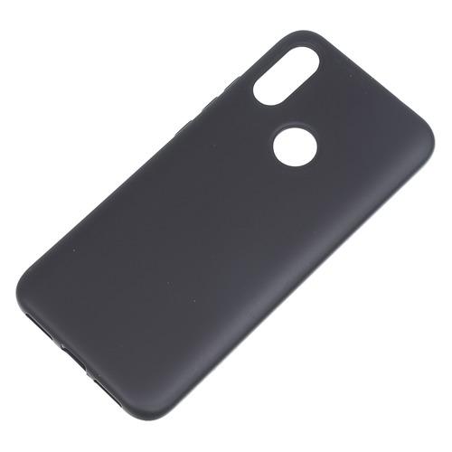 Чехол (клип-кейс) Borasco Hard Case, для Xiaomi Redmi 7, черный [36786]