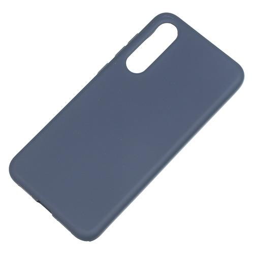 Чехол (клип-кейс) BORASCO Hard Case, для Xiaomi Mi 9 SE, синий [36819] защитный чехол с микрофиброй для mi 9 lite borasco soft touch синий