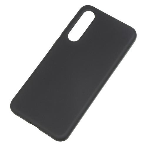 Чехол (клип-кейс) BORASCO Hard Case, для Xiaomi Mi 9 SE, черный [36817]