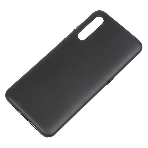 Чехол (клип-кейс) BORASCO Hard Case, для Xiaomi Mi 9, черный [36783] защитный чехол с микрофиброй для mi 9 lite borasco soft touch синий
