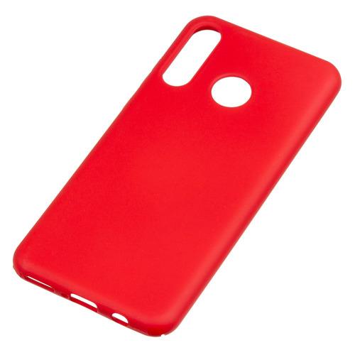 Чехол (клип-кейс) Borasco Hard Case, для Huawei P30 Lite, красный [36748]
