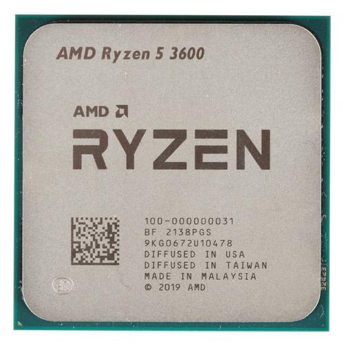 Процессор AMD Ryzen 5 3600, SocketAM4, OEM [100-000000031]