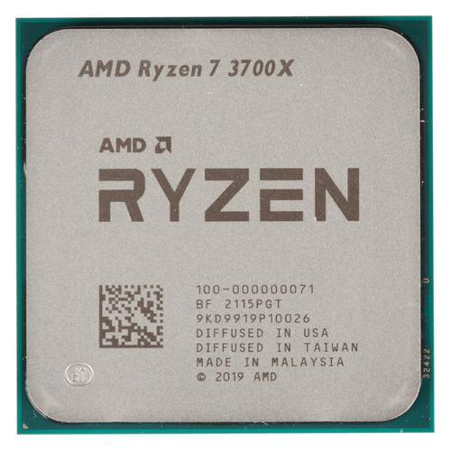 Процессор AMD Ryzen 7 3700X, SocketAM4, OEM [100-000000071]