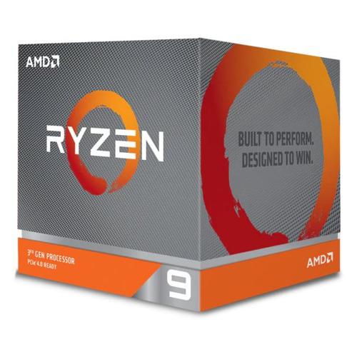 Процессор AMD Ryzen 9 3900X, SocketAM4, BOX [100-100000023box]