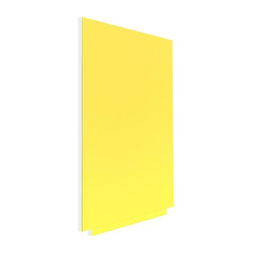 Доска магнитно-маркерная Rocada SkinColour 6421R-1016 магнитно-маркерная лак желтый 100x150см демонстрационная доска rocada skincolour cloud 6450 230 магнитно маркерная лак 75x115см зеленый