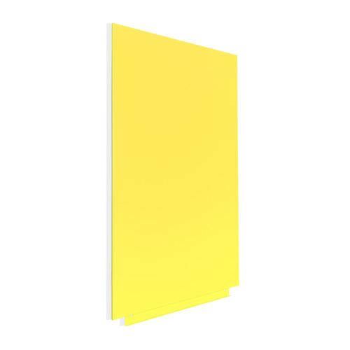 Доска магнитно-маркерная Rocada SkinColour 6420R-1016 магнитно-маркерная лак желтый 75x115см демонстрационная доска rocada skincolour cloud 6450 230 магнитно маркерная лак 75x115см зеленый