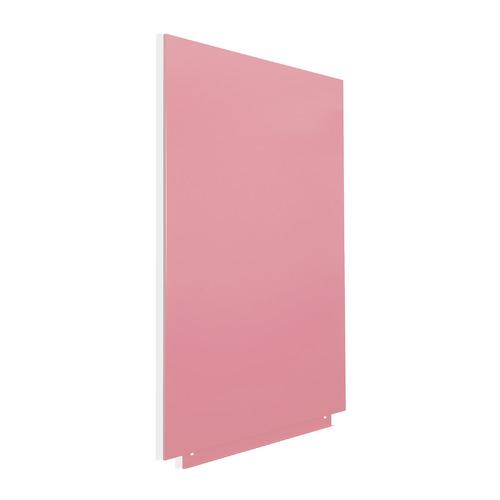 Доска магнитно-маркерная Rocada SkinColour 6420R-3015 магнитно-маркерная лак розовый 75x115см демонстрационная доска rocada skincolour cloud 6450 230 магнитно маркерная лак 75x115см зеленый