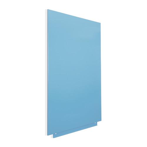 Фото - Доска магнитно-маркерная Rocada SkinColour 6420R-630 магнитно-маркерная лак синий 75x115см лак