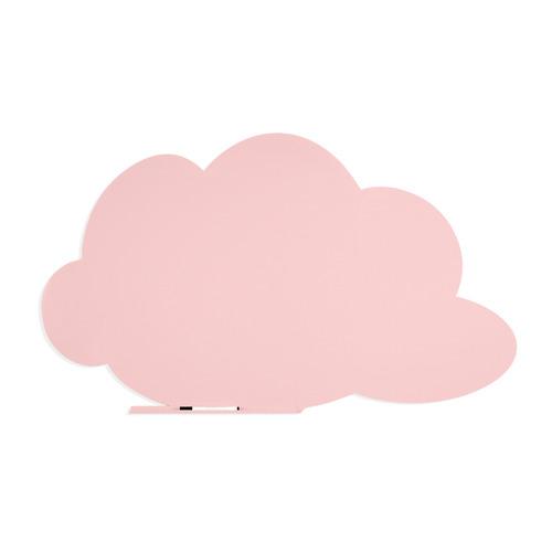 Доска магнитно-маркерная Rocada SkinColour Cloud 6450-490 магнитно-маркерная лак розовый 75x115см демонстрационная доска rocada skincolour cloud 6450 230 магнитно маркерная лак 75x115см зеленый