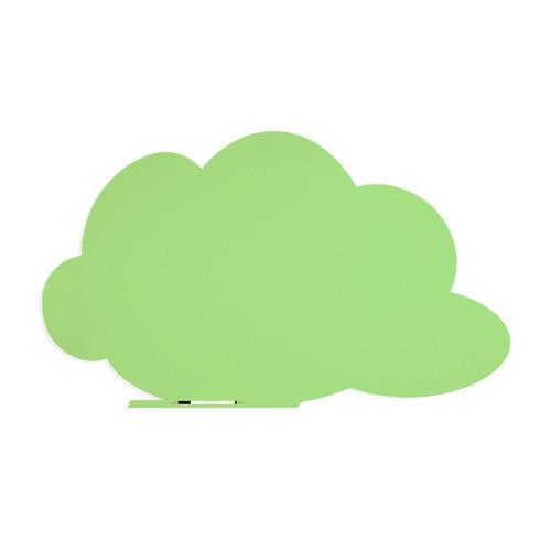 Доска магнитно-маркерная Rocada SkinColour Cloud 6450-230 магнитно-маркерная лак зеленый 75x115см демонстрационная доска rocada skincolour cloud 6450 230 магнитно маркерная лак 75x115см зеленый