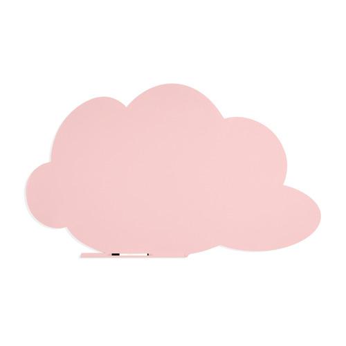 Доска магнитно-маркерная Rocada SkinColour Cloud 6451-490 магнитно-маркерная лак розовый 100x150см демонстрационная доска rocada skincolour cloud 6450 230 магнитно маркерная лак 75x115см зеленый
