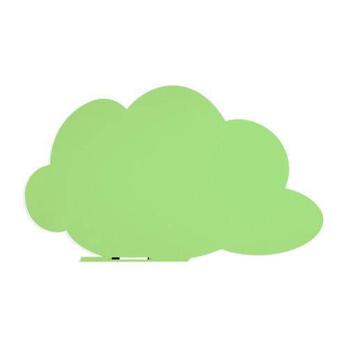 Доска магнитно-маркерная Rocada SkinColour Cloud 6451-230 магнитно-маркерная лак зеленый 100x150см демонстрационная доска rocada skincolour cloud 6450 230 магнитно маркерная лак 75x115см зеленый