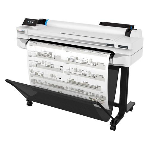 Плоттер HP Designjet DesignJet T530 36-in Printer, 36 [5zy62a] картридж струйный hp 771c b6y32a хроматический красный для designjet z6200 printer series 775 мл 3 шт в упаковке