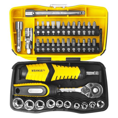 Набор инструментов STAYER 25135-H39, 39 предметов