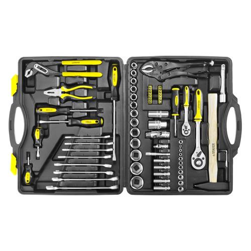 цена на Набор инструментов STAYER 27760-H72, 72 предмета
