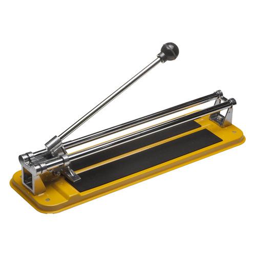 Плиткорез ручной Stayer 3303-33 черный/оранжевый плиткорез ручной рельсовый stayer 3303 33