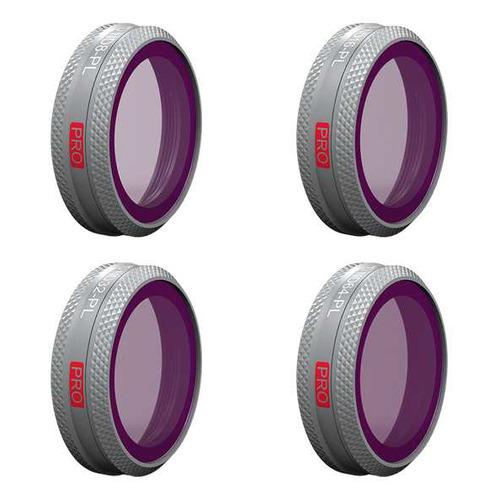 Набор фильтров для квадрокоптера Pgytech ND/PL ND8/PL ND16/PL ND32/PL ND64/PL P-HA-043 для DJI Mavic