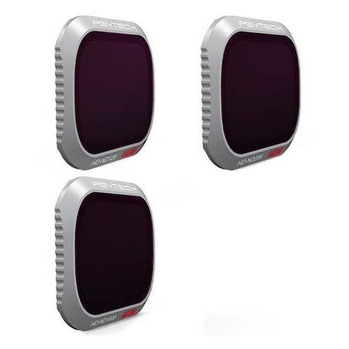 Набор фильтров для квадрокоптера Pgytech ND128 256 1000 P-HAH-033 для DJI Mavic 2 Pro набор фильтров световых ferei w151 w152