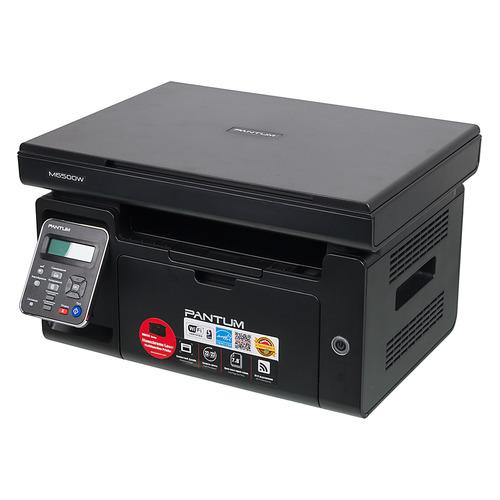 Фото - МФУ лазерный PANTUM M6500W, A4, лазерный, черный мфу лазерный pantum m6700d a4 лазерный серый