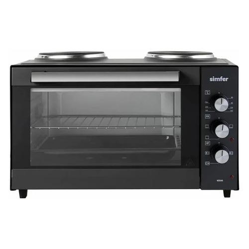 Мини-печь SIMFER M 3540, черный цена и фото