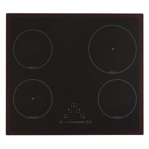 Индукционная варочная панель SIMFER H60I19B011, индукционная, независимая, черный цена и фото