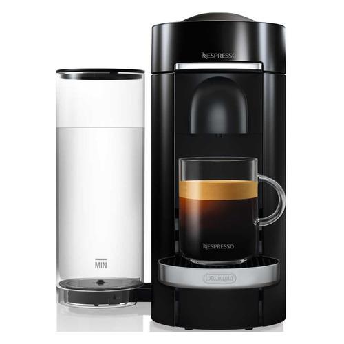 Капсульная кофеварка DELONGHI Nespresso ENV155.B, 1600Вт, цвет: черный [0132191927] кофемашина капсульная delonghi nespresso pixie en124 r красный