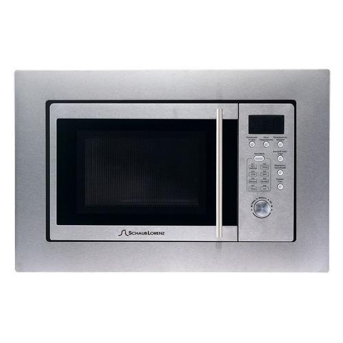 Микроволновая Печь Schaub Lorenz SLM EE21D 20л. 800Вт нержавеющая сталь (встраиваемая) цена