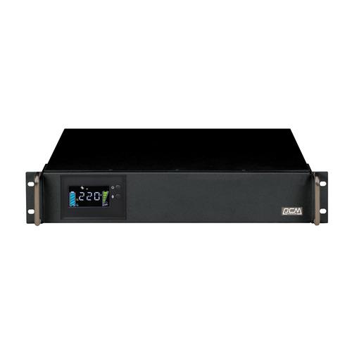 цена ИБП POWERCOM King Pro RM KIN-3000AP LCD, 3000ВA онлайн в 2017 году