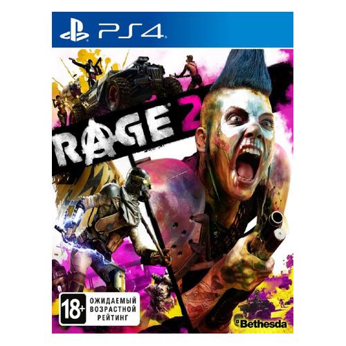 Игра PLAYSTATION Rage 2, русская версия игра playstation knack 2 русская версия