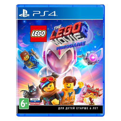 Игра PLAYSTATION LEGO Movie 2 Videogame, RUS (субтитры) все цены
