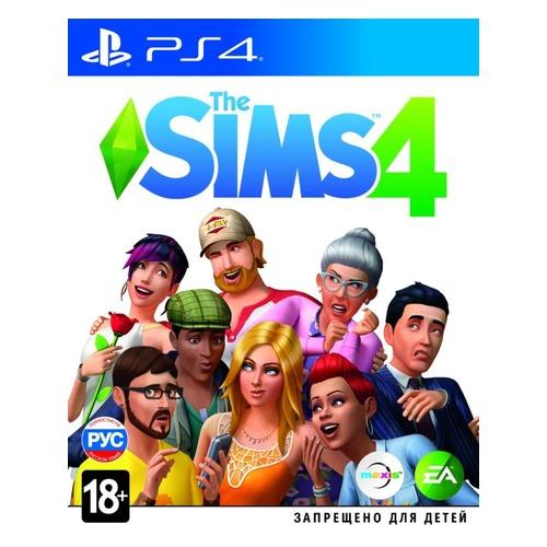 Игра PLAYSTATION Sims 4, русская версия