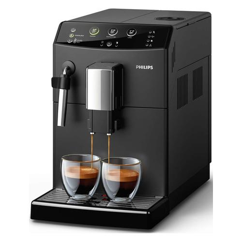 Кофемашина PHILIPS HD8827/09, черный цена и фото