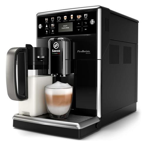 Кофемашина PHILIPS SM5570/10, черный цена и фото