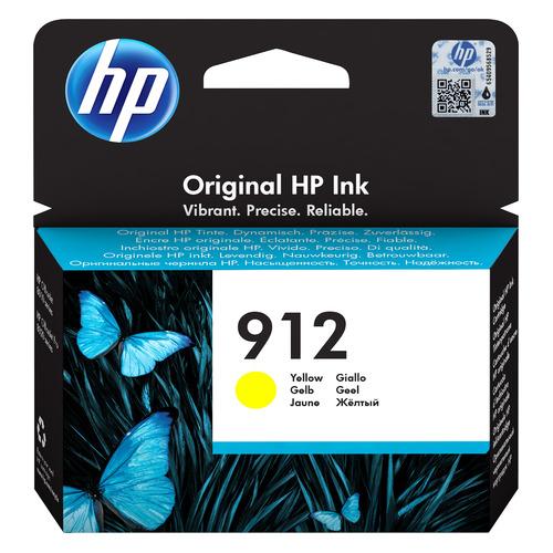 Картридж HP 912, желтый [3yl79ae] картридж hp 912 желтый [3yl83ae]