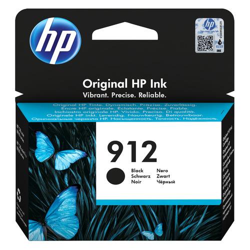 Картридж HP 912, черный [3yl80ae] картридж hp 912 желтый [3yl83ae]