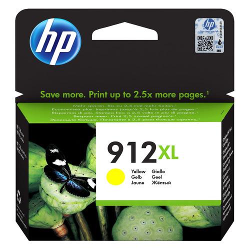 Картридж HP 912, желтый [3yl83ae] картридж hp 912 желтый [3yl83ae]
