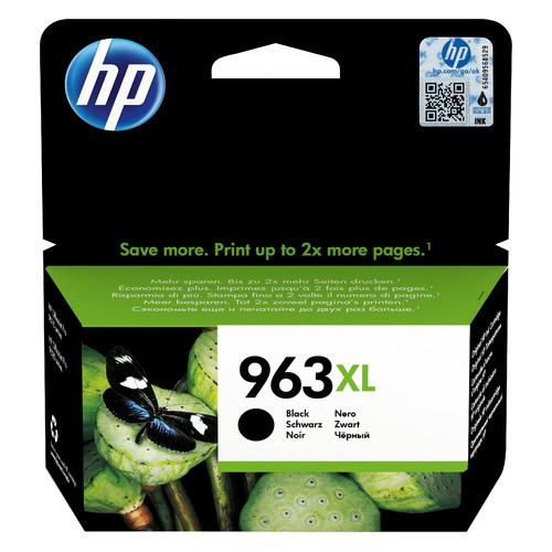 Картридж HP 963, черный / 3JA30AE