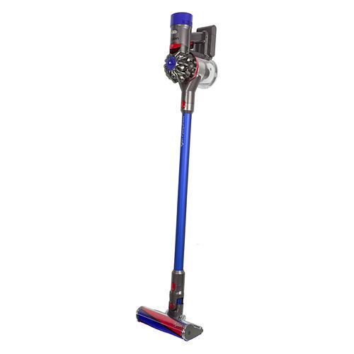 Ручной пылесос (handstick) DYSON V7 Parquet Extra (SV11), 350Вт, серый/синий цена и фото