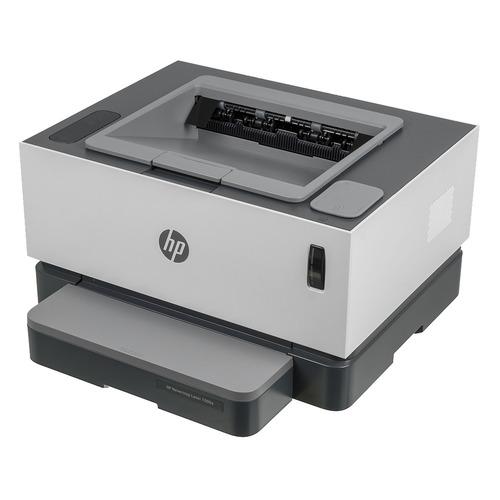 Принтер лазерный HP Neverstop Laser 1000a лазерный, цвет: белый [4ry22a]