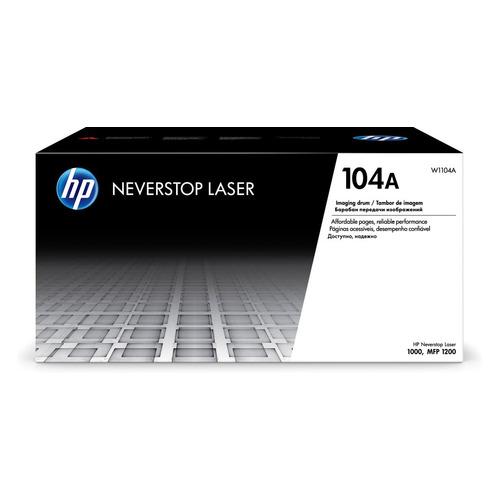 Блок фотобарабана HP 104 W1104A черный ч/б:20000стр. для HP Neverstop Laser 1000a/1000w/1200a/1200w