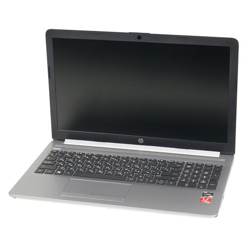 Ноутбук HP 255 G7, 15.6, AMD Ryzen 3 2200U 2.5ГГц, 8Гб, 128Гб SSD, AMD Radeon Vega 3, DVD-RW, Windows 10 Home, 7QK48ES, серебристый цена