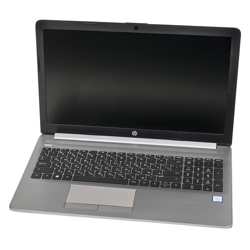 цена на Ноутбук HP 250 G7, 15.6, Intel Core i3 7020U 2.3ГГц, 4Гб, 128Гб SSD, Intel HD Graphics 620, DVD-RW, Free DOS 2.0, 6UM08EA, серебристый