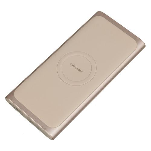 Внешний аккумулятор (Power Bank) SAMSUNG EB-U1200, 10000мAч, розовое золото [eb-u1200cprgru] внешний аккумулятор для портативных устройств samsung eb pg935bsrgru eb pg935bsrgru
