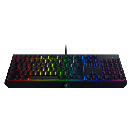 Клавиатура RAZER Blackwidow, USB, черный [rz03-02861100-r3r1]