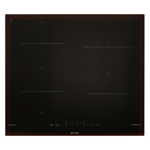Индукционная варочная панель GORENJE IT641BCSC, индукционная, независимая, черный цена и фото