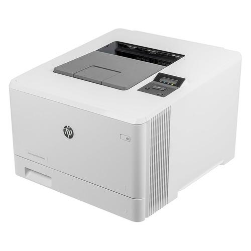 Принтер лазерный HP Color LaserJet Pro M454dn лазерный, цвет: белый [w1y44a]  - купить со скидкой
