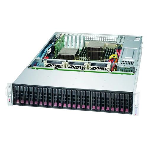 Корпус SuperMicro CSE-216BE1C4-R1K23LPB 2x1200W черный корпус supermicro cse 846be1c r1k23b 2x1200w черный