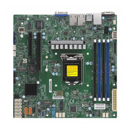 Серверная материнская плата SUPERMICRO MBD-X11SCH-F-O, Ret недорого
