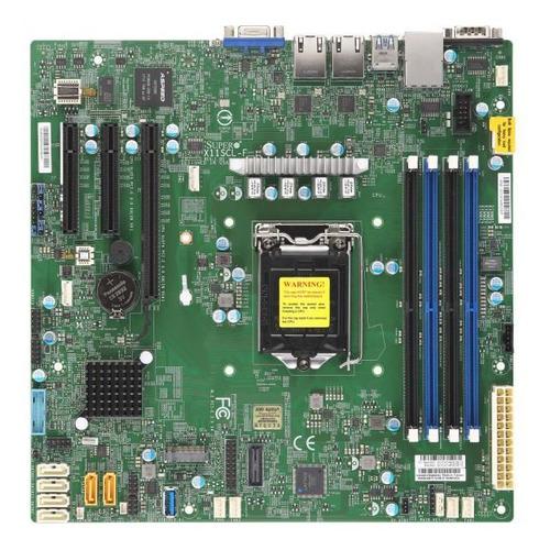 Серверная материнская плата SUPERMICRO MBD-X11SCL-F-O, Ret недорого